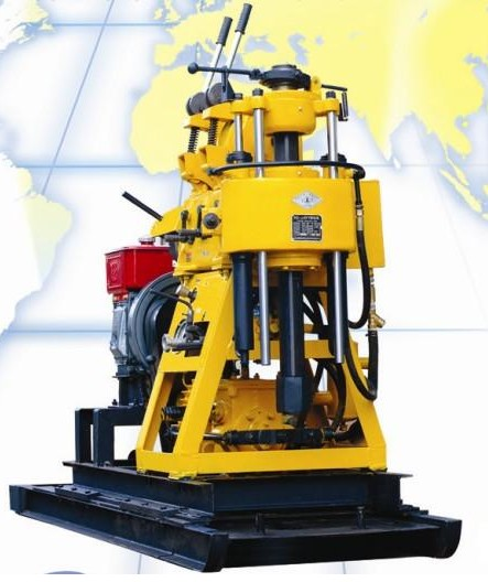BZYX200T Core Drilling Rig