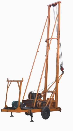 CYTL-300A-1 engineering and water well drilling rig