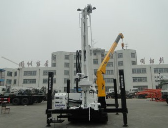 BZLD400 Crawler rock drilling rig